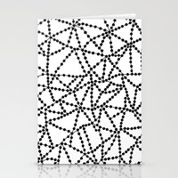 Dots Connect Stationery Cards
