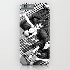 It's better than safe. It's death proof iPhone 6s Slim Case