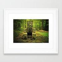 Recreation Framed Art Print