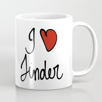 Tinder Mug