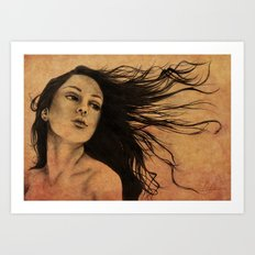 Millennia Art Print