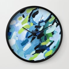 Pacific Coast Wall Clock