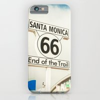 iPhone & iPod Case featuring The End by Young Swan Designs