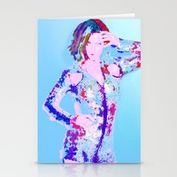 Katy P - Cosmo Stationery Cards