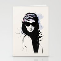 Infatuation - Digital Fa… Stationery Cards