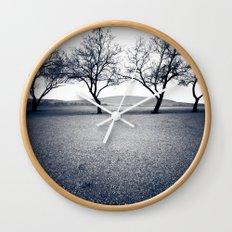 bruneau sand dunes. Wall Clock