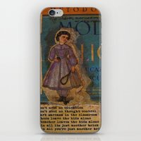 NO DARK SARCASM IN THE CLASSROOM iPhone & iPod Skin