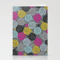 Yarn Yarn Yarn Yarn Yarn Stationery Cards