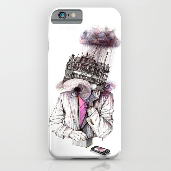 s.o.s iPhone & iPod Case