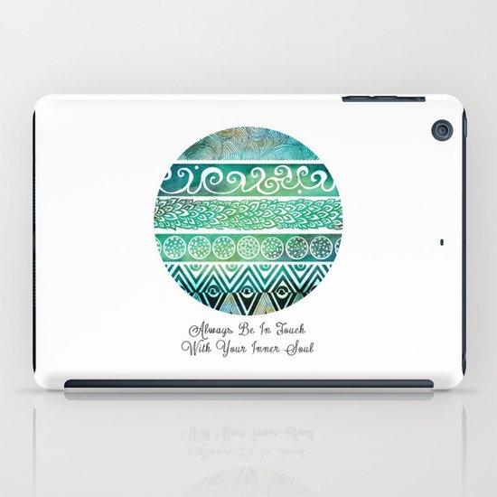 Tribal Evolution Series iPad Case