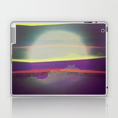 Signs in the Sky Collection - Falling Moon Laptop & iPad Skin