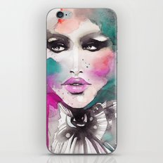 Love Color iPhone & iPod Skin