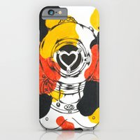 iPhone & iPod Case featuring Koi by Paul Trujillo