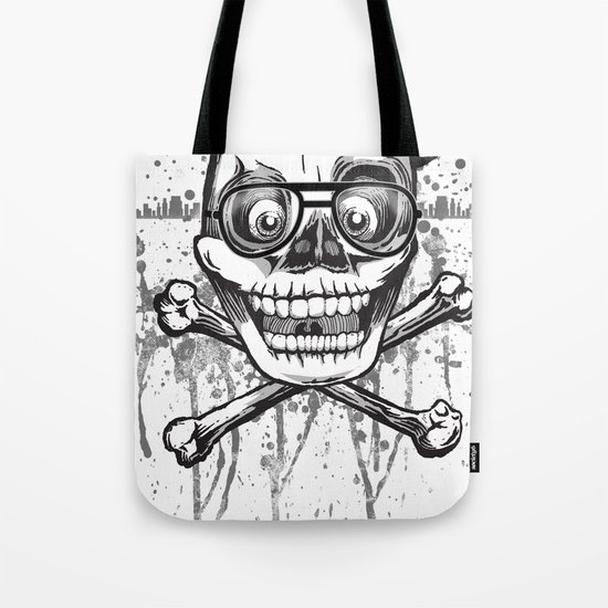City of despair and good fortune Tote Bag