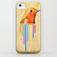 You Can Be Happy iPhone 5c Slim Case