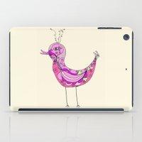 Pinkie iPad Case