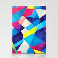 Color Language Stationery Cards