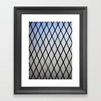 Grillin Framed Art Print