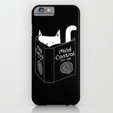 Mind Control 4 Cats iPhone 6 Slim Case
