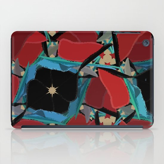Floral Madness 2 iPad Case