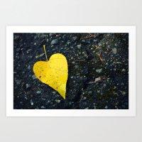A Whole Heart Art Print