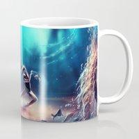 Dancing Zodiac Pisces Mug