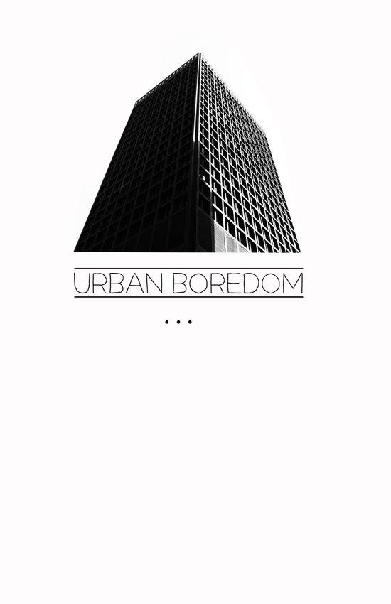 urbane  Art Print