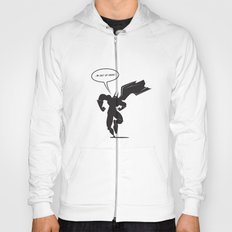 Action hero Hoody