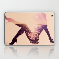BEYOND THE SEA Laptop & iPad Skin