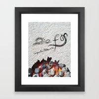 Defy Conformationtothewo… Framed Art Print