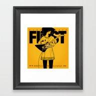 PRINT Nº014 Framed Art Print