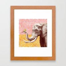 New Friends 2 by Eric Fan & Garima Dhawan Framed Art Print