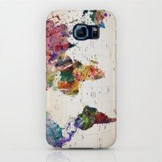 map Galaxy S6 Slim Case