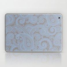 Paisley Mist Laptop & iPad Skin