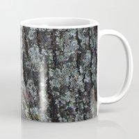 Oak Tree Bark Mug