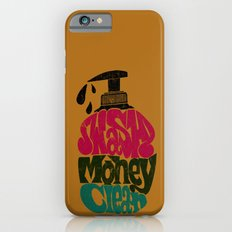 Wash Money Clean Slim Case iPhone 6s