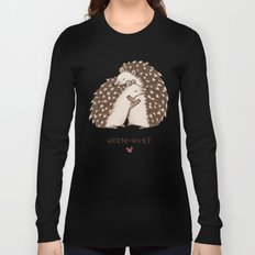 Hedge-hugs Long Sleeve T-shirt
