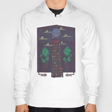 The Towering Bed And Bre… Hoody