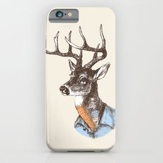 Lucienne the crying deer (with tattoos) Slim Case iPhone 6s
