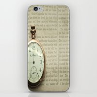 Just Before Midnight: Cinderella iPhone & iPod Skin