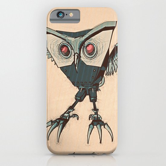 ANGRY BIRD METAL iPhone & iPod Case