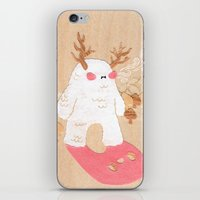 Wendigo iPhone & iPod Skin