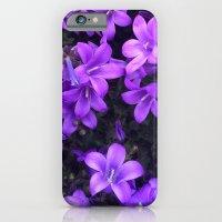 Violetta Blue iPhone 6 Slim Case