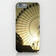 Big Wheel & Sun iPhone 6 Slim Case