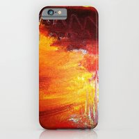 Forest Fire  iPhone 6 Slim Case