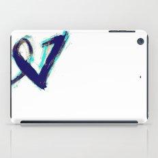 Paintbrush Heart iPad Case