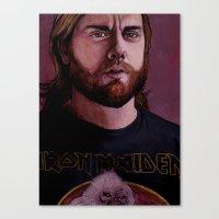 Briron Maiden Canvas Print