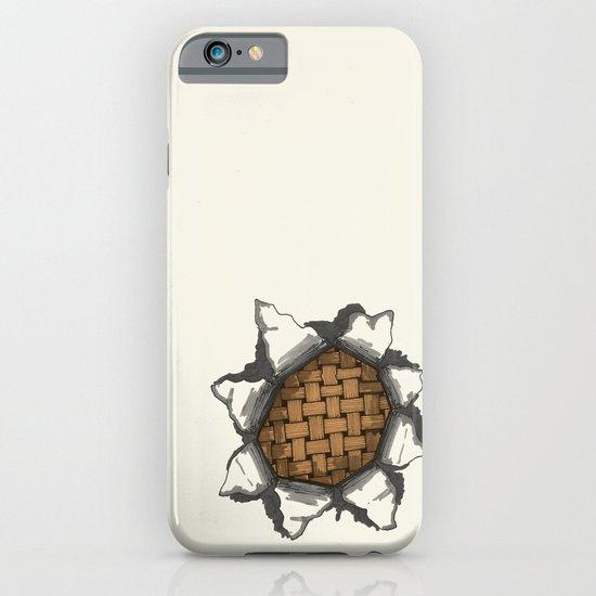 underneath the plain... iPhone & iPod Case