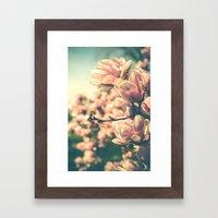 Spring Equinox Framed Art Print