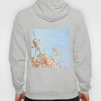 Let The Spring Takes Its… Hoody